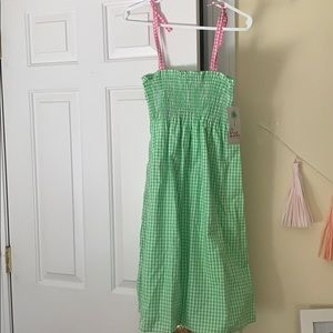 NWT Kids Lilly Pulitzer Smocked Dress!!